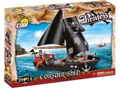Cobi Piráti 6020 Loď korzárů
