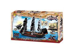 Cobi Piráti 6021 Pirátská fregata