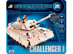 Cobi Small Army 21905 Electronic Tank Challenger I