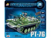 Cobi Small Army 21906 Electronic Tank PT-76