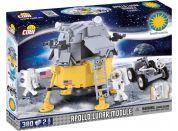 Cobi Smithsonian 21075  Apollo 11 Lunární modul Eagle