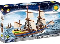 Cobi Smithsonian 21077 Loď Mayflower