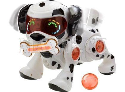 Cobi Teksta Robotické štěně - Bíločerné - II.jakost
