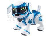 Cobi Teksta Robotické štěně - Modré - Poškozený obal