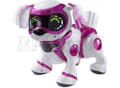 Cobi Teksta Robotické štěně - Růžové