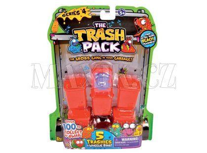 Cobi Trash Pack 4 blister 5 Smeťáků