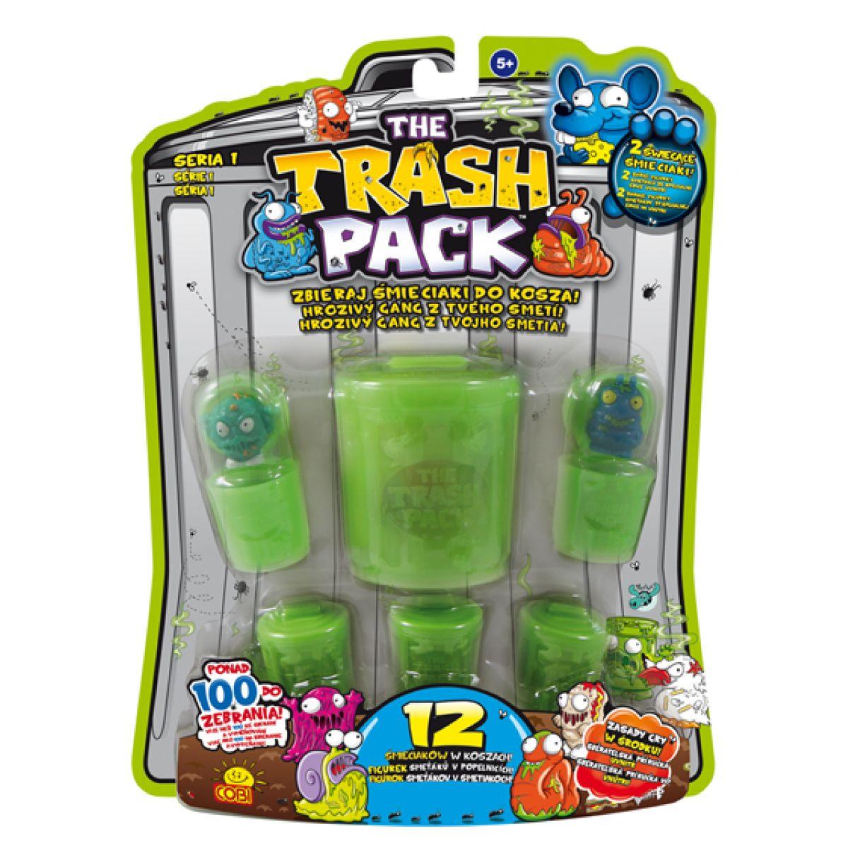 Cobi Trash Pack blister 12ks