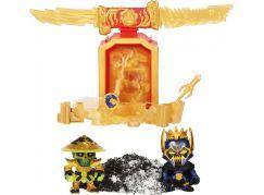 Cobi Treasure X Ninja Gold Bitva