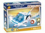 Cobi Tučňáci z Madagaskaru 26203 Letadlo VTOL