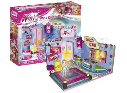 Cobi WinX 25181 WINX Disco club