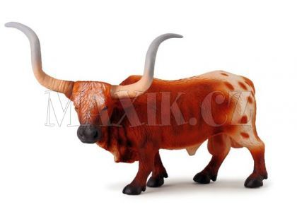 Collecta Býk Texasský dlouhorohý 13cm