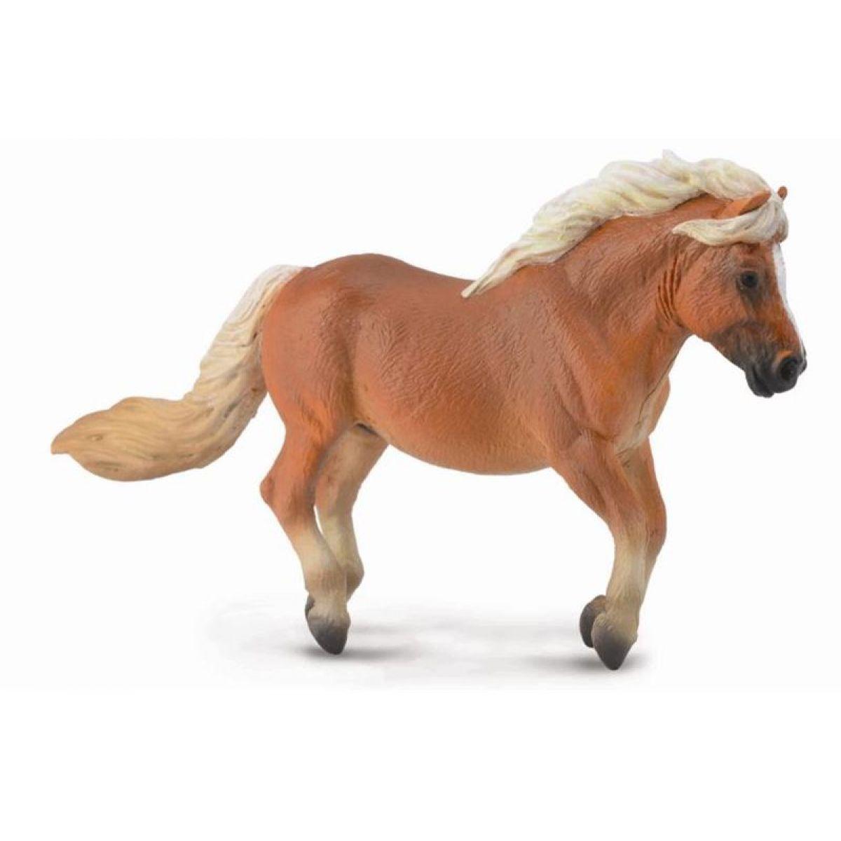 Collecta Shetlandský pony ryzák
