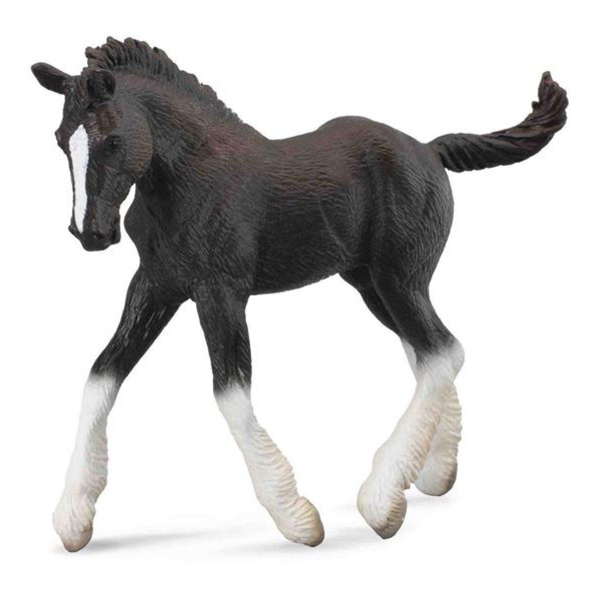 Collecta Shirský kůň - hříbě černé