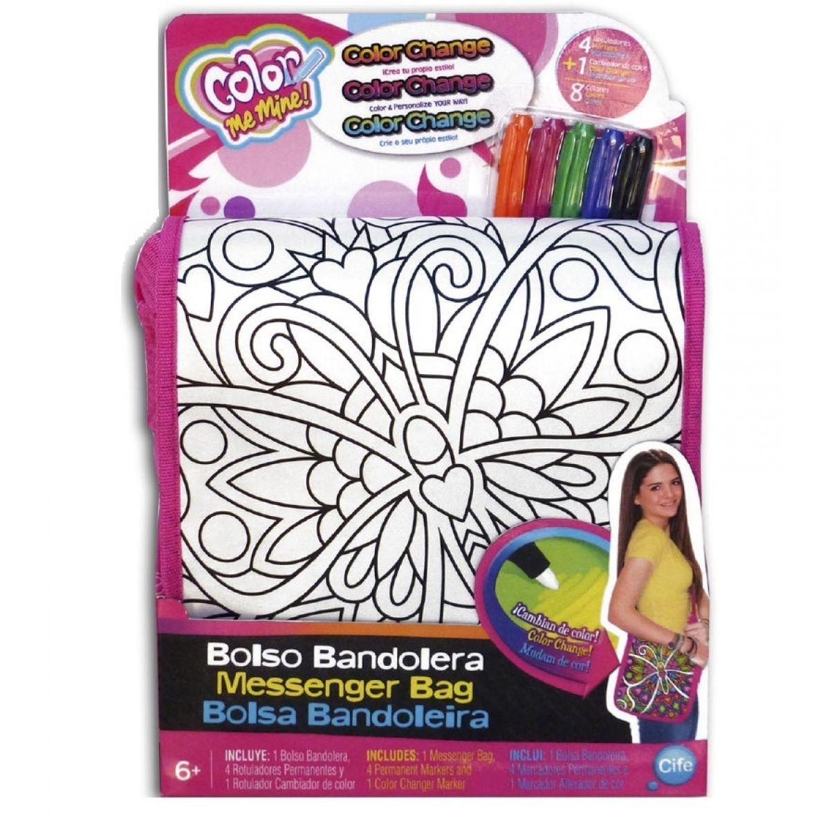 Color Me Mine Color Change kabelka přes rameno