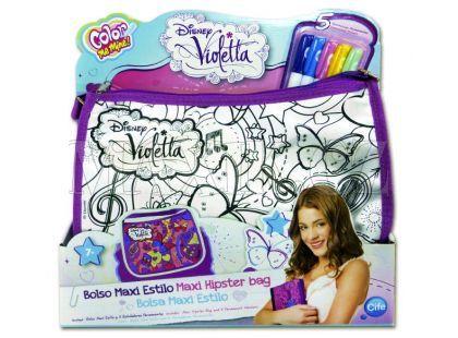 Color Me Mine Maxi Hipster kabelka Violetta