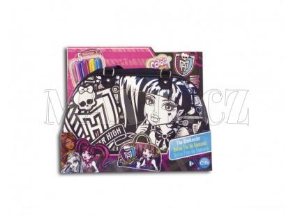 Color Me Mine Víkendová kabelka Monster High