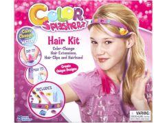 Colour Splasherz Doplňkový set - Hair Kit