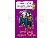 Columbus Deník hraček rošťáka Robina - Gorila Gavin a pejsek Snuffles