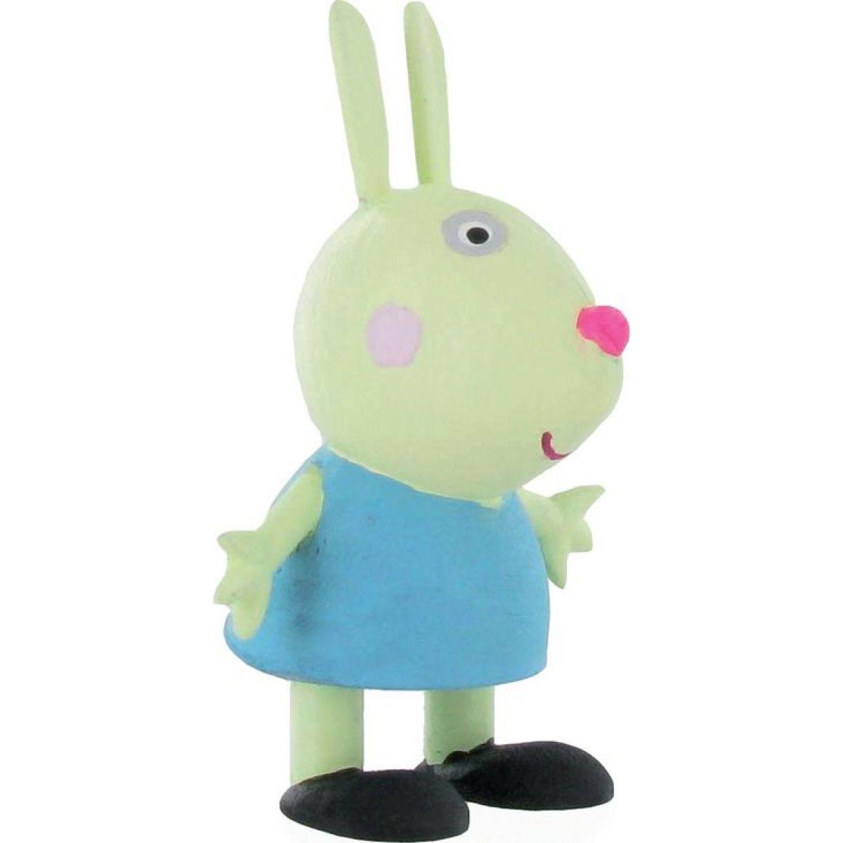 Comansi 99685 Rebecca králík z pohádky Prasátko Pepa