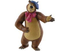 Comansi 99805 Bear malíř z pohádky Máša a medvěd