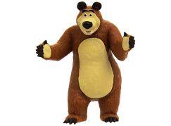 Comansi Máša a medvěd figurka Medvěd