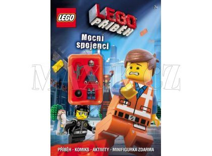 Computer Press LEGO Příběh - Mocní spojenci