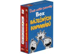 CooBoo Deník malého poseroutky Box báječných kamarádů