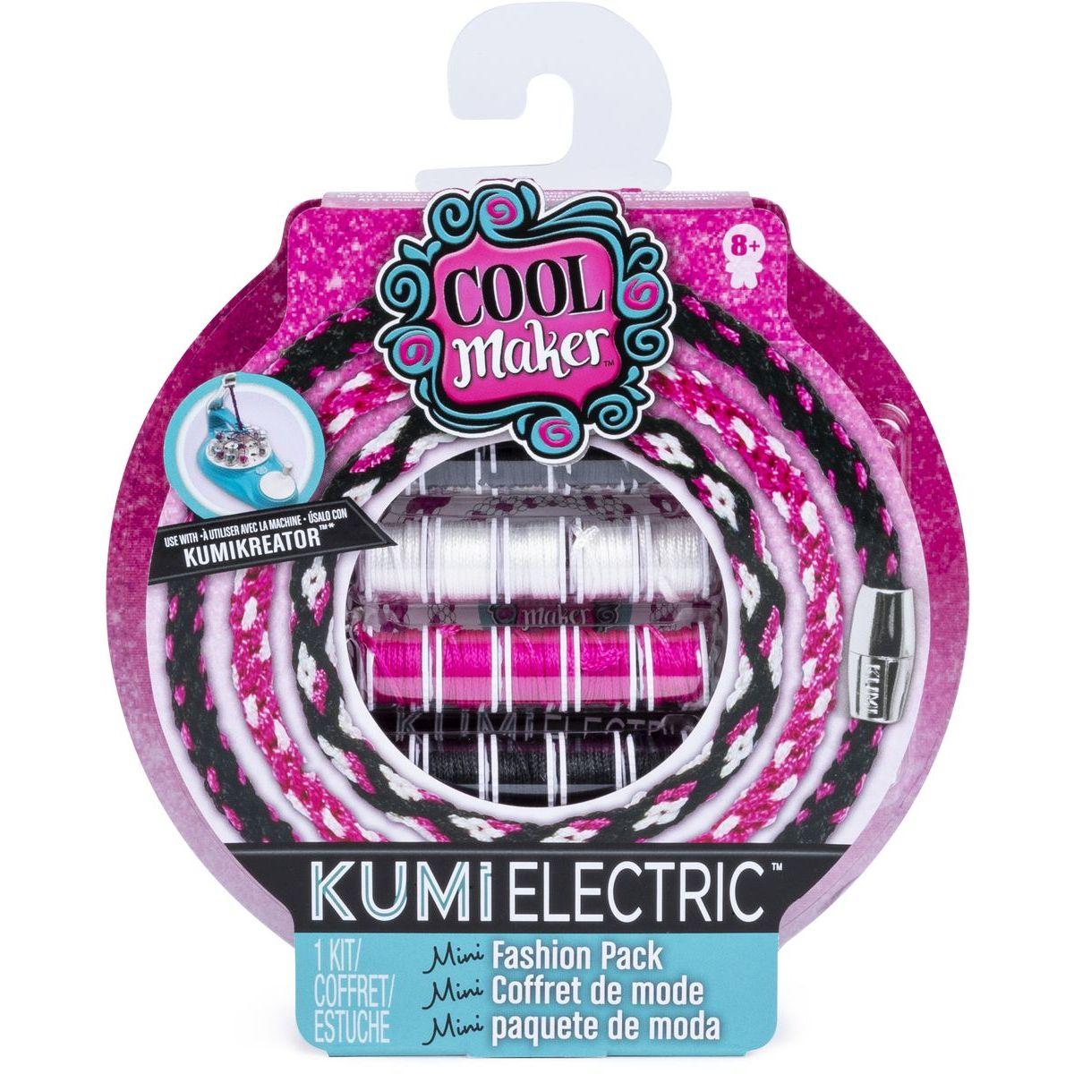 Cool Maker Náhradní nítě pro náramkovač růžové