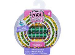 Cool Maker Náhradní nítě pro náramkovač zeleno-žluto-fialové