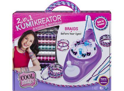 Spin Master Cool Maker náramkovač fialová, růžová, zelená