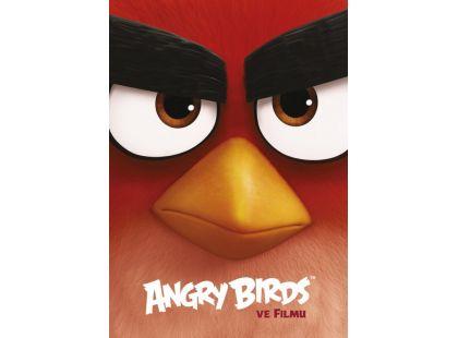 Cprees Angry Birds ve filmu