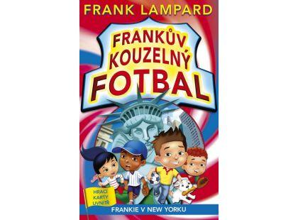 Cprees Frankův kouzelný fotbal 9 - Frankie v New Yorku