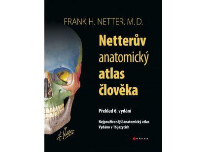 Cprees Netterův anatomický atlas člověka