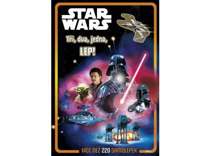 Cprees Star Wars - Tři, dva, jedna, lep!