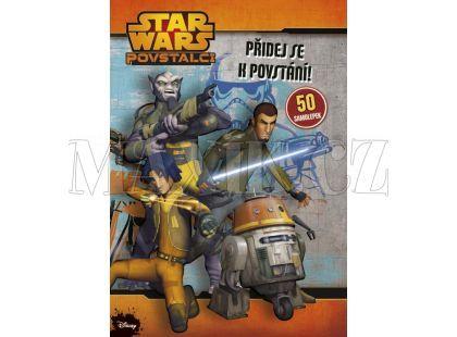 Cprees Star Wars Povstalci - Přidej se k povstání!