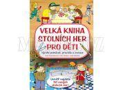 Cprees Velká kniha stolních her pro děti
