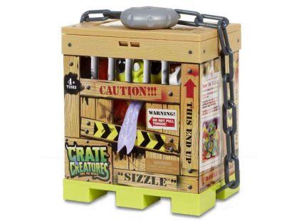 Crate Creatures Příšerka Sizzle Dráček