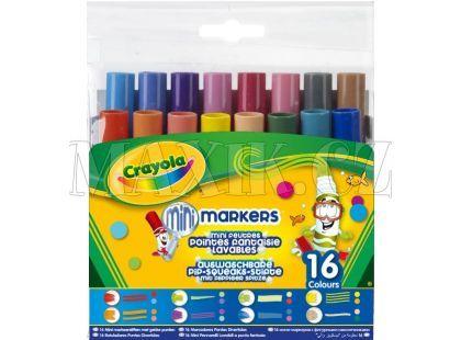 Crayola Fixy PipSquak 16 ks