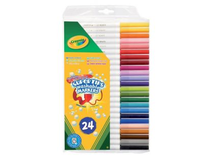 Crayola Fixy super tenké 24 ks