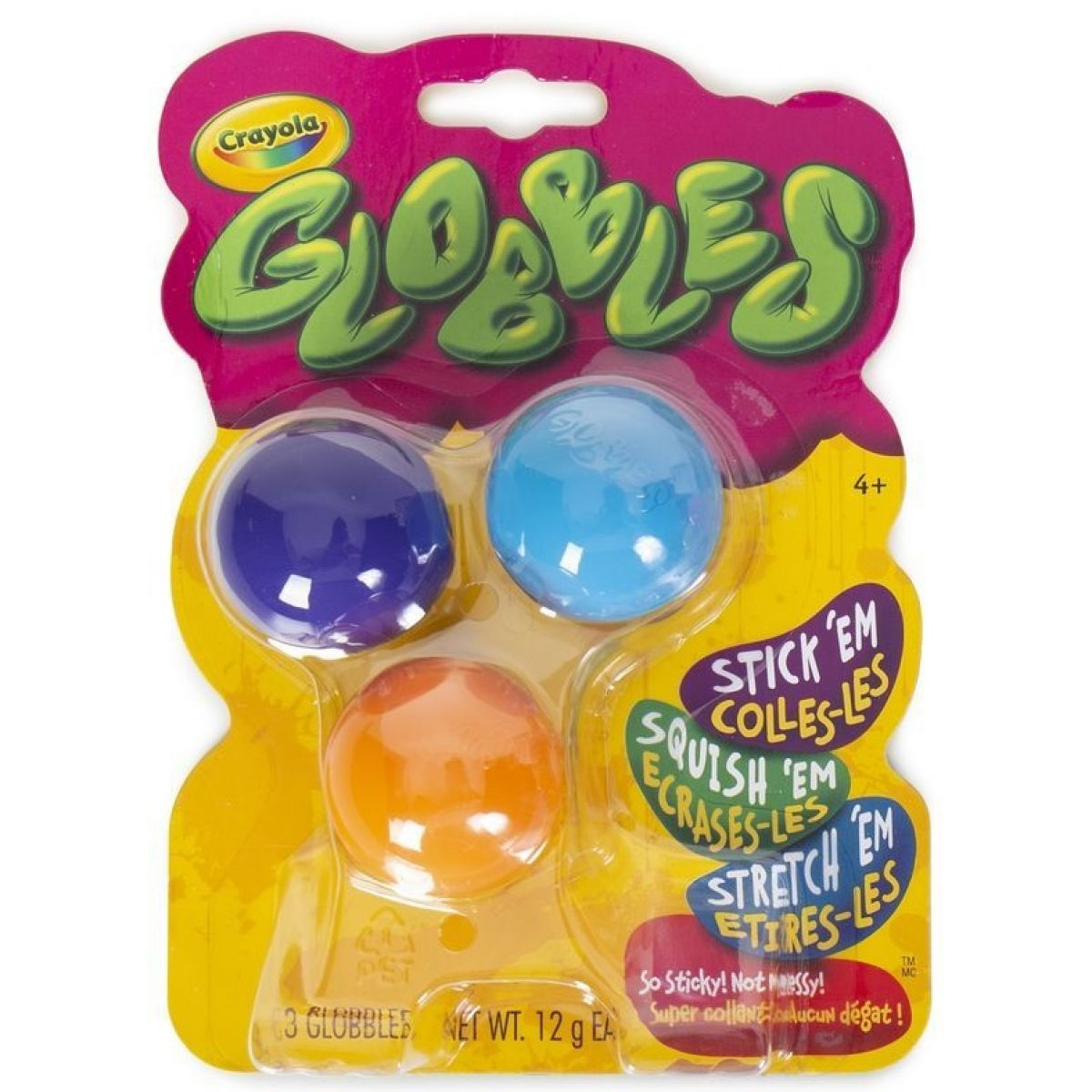 Crayola Globbles 3 ks