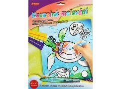 Creatoys Kouzelné malování  EP200 želva