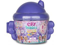 Cry Babies Magic Tears Fantasy magické slzy okřídlený domek série 2 fialový domeček