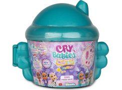 Cry Babies Magic Tears Fantasy magické slzy okřídlený domek série 2 zelený domeček