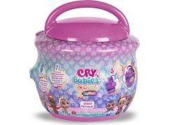 Cry Babies Magic Tears Fantasy Paci House MIX 1 světle růžový