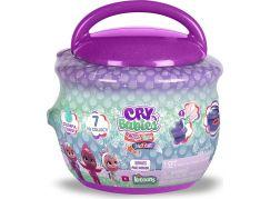Cry Babies Magic Tears Fantasy Paci House MIX 1 fialový