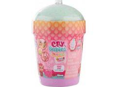 Cry Babies Magic Tears magické slzy série Tutti Frutti zelené