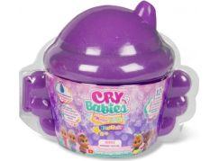 Cry Babies magické slzy série 1 fialová