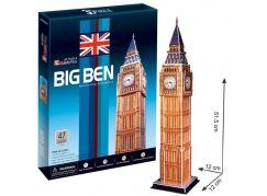 CubicFun 3D Big Ben 47 dílků
