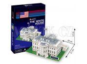 CubicFun 3D Bílý dům 64 dílků