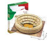 CubicFun 3D Colosseum 84 dílků